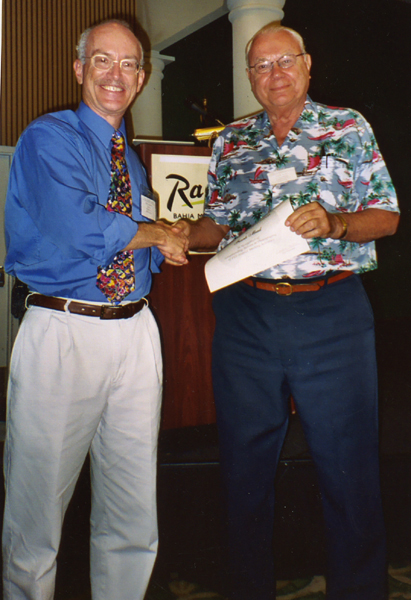 Steve Lapointe and Frank Mead