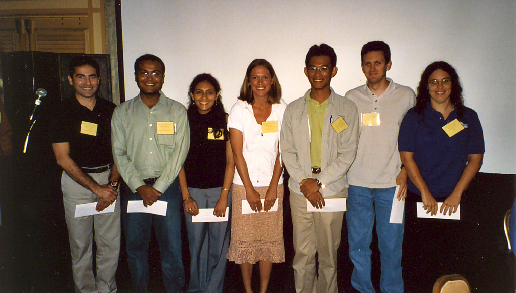 2008 FES Travel Grant Awardees